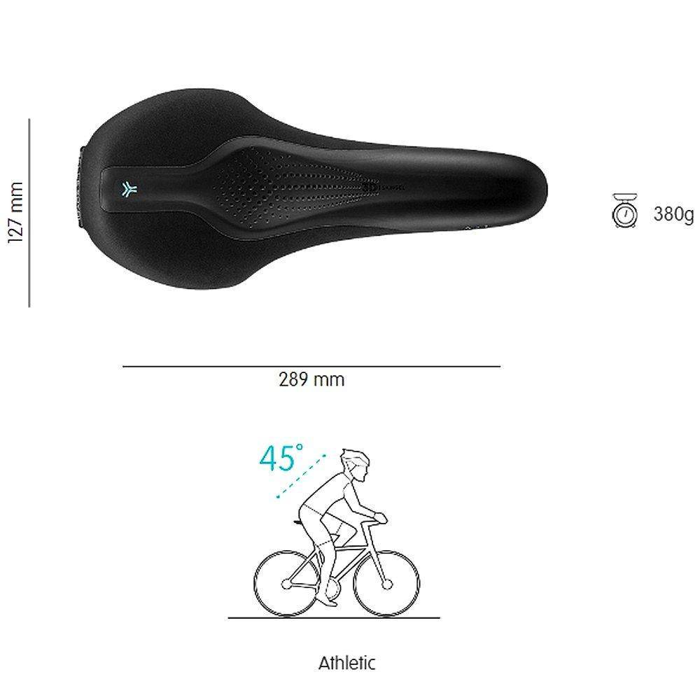 SELIM SELLE ROYAL SCIENTIA ATHLETIC A1 ATHLETIC & SMALL