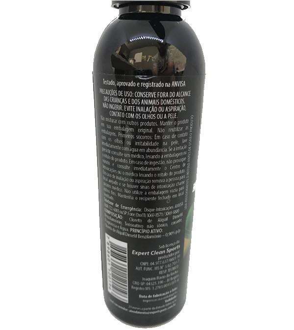 SPRAY ANTI ODOR EXPERT CLEAN PARA ESPORTISTAS MASCULINO 150 ML