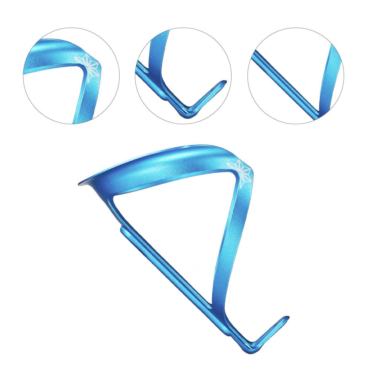 Suporte Caramanhola Supacaz FlyCage Ano Aluminio Azul