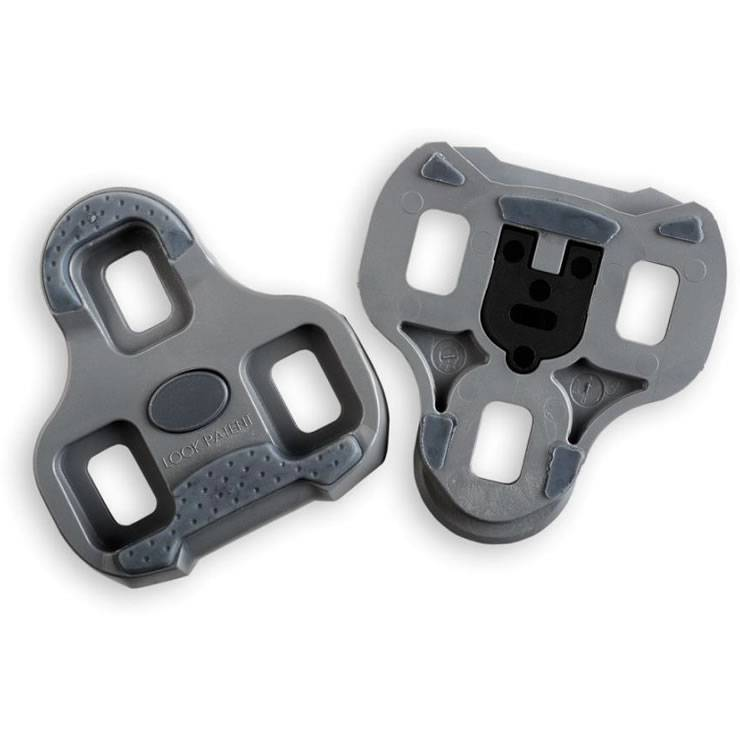 TACO PEDAL SPEED LOOK KEO GRIP CINZA FLOAT 4.5º