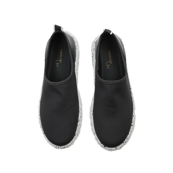 TÊNIS SLIP ON NEOPRENE PRETO