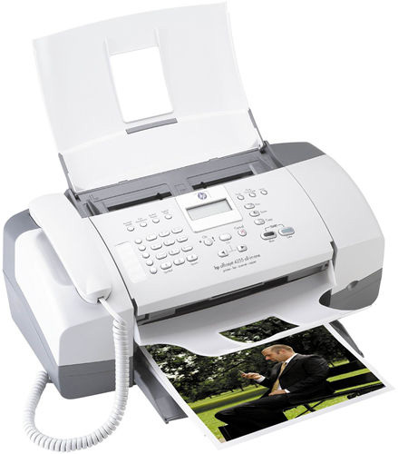 Multifuncional HP 4355 Color com Scanner e Fax - Seminova com Garantia