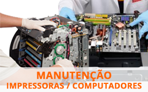 assistência especializada em impressoras e computadores