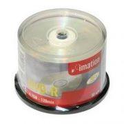 DVD-R (16X) 4.7Mb IMATION  100 UND
