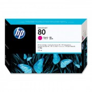 Cartucho HP 80 Original C4874A Magenta | 1050 | 1055