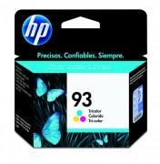 Cartucho HP 93 Original C9361WB Color | 1507 | C3140 | 7850