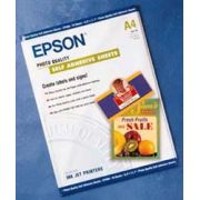 Papel Especial Epson SO41106 - A4 - Photo Quality  self adesive adesivo - 10 Fls