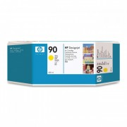 Cartucho HP 90 Original C5065A Yellow | 4000ps | 4500ps | 400ml