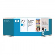 Cartucho HP 90 Original C5061A Cyan | 4000ps | 4500ps | 400ml