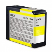 Cartucho Epson Original T580400 UltraChrome K3 Yellow