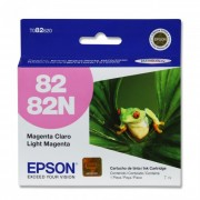 Cartucho Epson 82N Original T082620 Light Magenta | R270 | R290 | RX590 | RX610