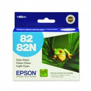 Cartucho Epson 82N Original T082520 Light Cyan | R270 | R290 | RX590 | RX610