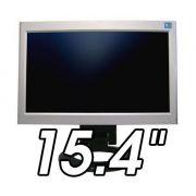 Monitor 15 Pol Lcd 1542 Braview Widesreen Prata C/Preto
