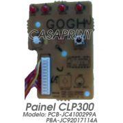 Painel para Impressora Samsung CLP300 clp-300 CLX2160 PCB-JC4100299A