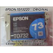 Cartucho Epson Original T073220 Cyan ´Sem Caixa´