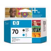 Cabeça de impressão HP 70 C9404A Matte Black | Cyan | Z2100 | Z5200 | L3S81A | B9180