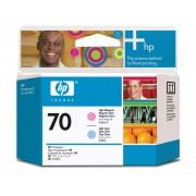 Cabeça de impressão HP 70 C9405A Light Magenta | Light Cyan | Z2100 | Z5200 | L3S81A | B9180