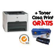 Impressora HP 1320 usada + Toner Casa Print Grátis
