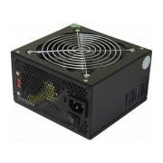 Fonte Atx 600w Reais Power Strike 20 4 Pinos C/ Fan 120mm