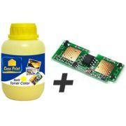 Kit de Recarga p/ Toner Samsung CLP-610 Yellow