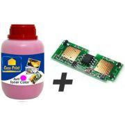 Kit de Recarga p/ Toner Samsung CLP-610 Magenta