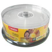 DVD-RW Imation 4.7GB 120 Min 4x - 50 Midias