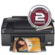 Impressora Epson TX115 Multifuncional + Garantia de 02 Anos
