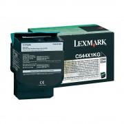 Toner Lexmark Original C544X1KG Black