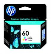 Cartucho HP 60 Original CC643WB Color | D2545 | C4750 | D110A | D410A | CZ022A