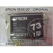 Cartucho Epson Original T073120 Black ´Sem Caixa´