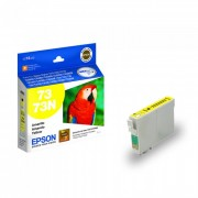 Cartucho Epson 73N Original T073420 Yellow ´Sem Caixa´
