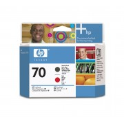 Cabeça de impressão HP 70 C9409A Matte Black | Red | Z2100 | Z5200 | L3S81A | B9180