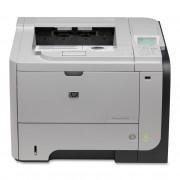 Impressora HP LaserJet P3015dn Enterprise CE528A Monocromática Duplex/ Rede | Revisada + Toner