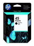 Cartucho HP 45 Original 51645GL Black | 820 | 930 | 1170 | P1000