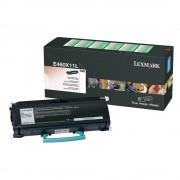 Toner Lexmark Original E460X11L | E460X80G | E460X11b Black | E460