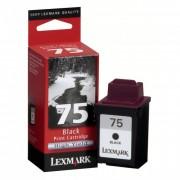 Cartucho Lexmark 75 Original 12a1975 Black