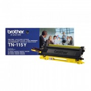 Toner Brother Original TN-115Y Yellow | HL4040 | DCP9040 | MFC9840