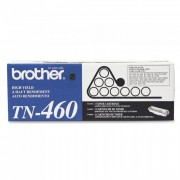 Toner Brother Original TN-460 | TN460 Black | HL2220 | DCP7060 | MFC7240