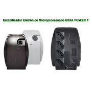 Estabilizador Eletrônico Microprocessado Exxa Power T  BIVOLT