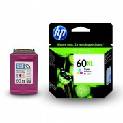 Cartucho HP 60XL Original CC644WB Color ´Sem Caixa´