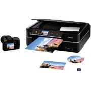 Multifuncional Epson Stylus Photo TX720W Imprime em CD/DVD