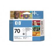 Cabeça de Impressão HP 70 C9410A Gloss Enhancer | Gray | Z2100 | Z5200 | L3S81A | B9180 | B8850