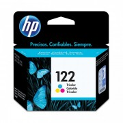 Cartucho HP 122 Original CH562HB Color | 1000 | 2000 | 2050 | 3050