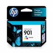 Cartucho HP 901 Original CC656AL Color  4500  J4580  J4660