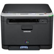 Multifuncional Samsung Laser CLX-3185FW Color Fax e Wireless