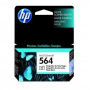 Cartucho HP 564 Original CB317WL Photo Black | C6380 | D5460 | B8850 | Plus | Fax