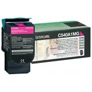 Toner Lexmark C54X Original C540A1MG Magenta