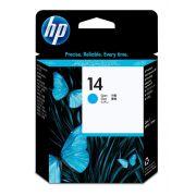 Cabeça de Impressão HP 14 C4921A Cyan | CP1160 | 7110XI | D125XI | D155XI