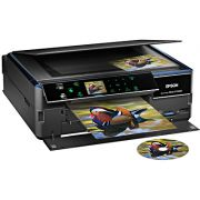 Multifuncional Epson Stylus Photo TX730WD Wireless Imprime em CD e DVD