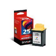 Cartucho Lexmark Nr 25 Original 15m0125 Color